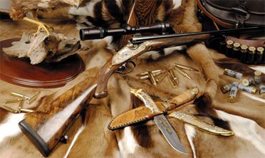 سلاح، شکار