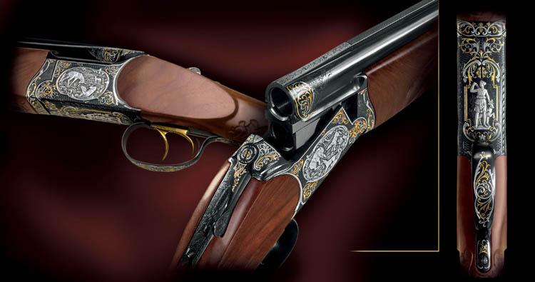 اسلحه ها، تفنگ شکار، گالری اسلحه