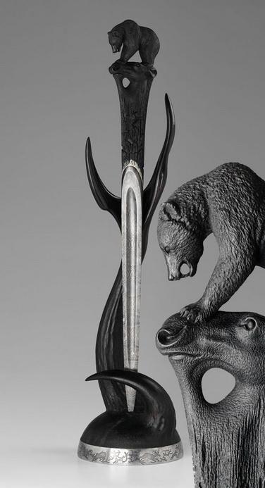 гильдия оуржейников, охотничьи ножи, холодное оружие