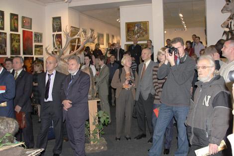 Галерея на Солянке