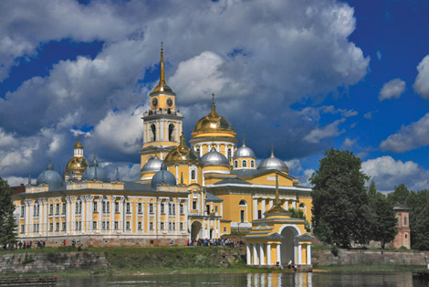 Город Осташков Тверской области и его окрестности