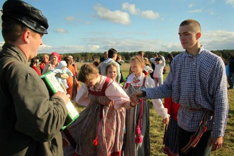 молодежный исторический праздник в Тверской области