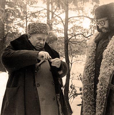 Первые лица России на охоте