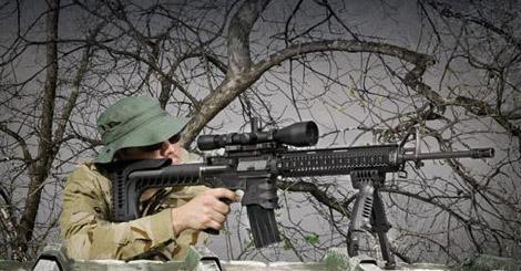 Тактические обвесы фирмы FAB Defense