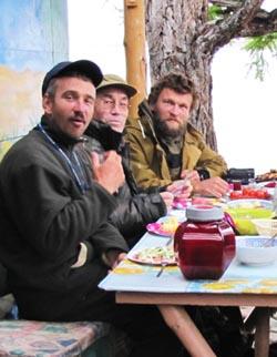 Отшельник из Франции на Байкале