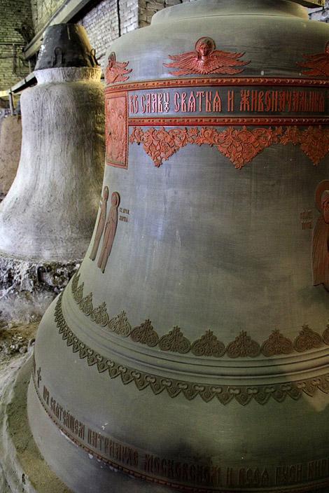 Колокольный завод Николая Шувалова