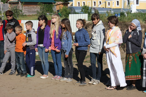 православный детский летний лагерь «Защитник»