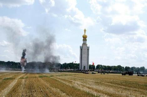 Фестиваль на Прохоровском поле станет ежегодным