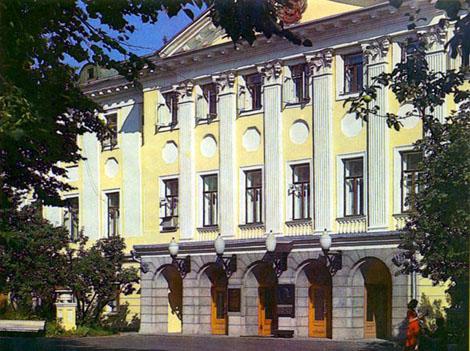 Всероссийский музей декоративно-прикладного искусства