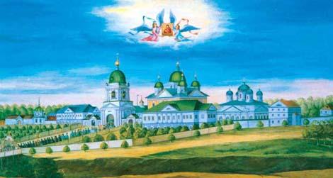 Православный журнал «Покров» № 9/2012 : Рождество Богородицы и Оранская обитель