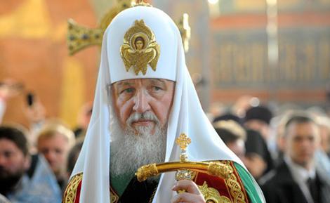 Патриарх Кирилл поздравил россиян с праздником Рождества Богородицы на главной площади Владивостока