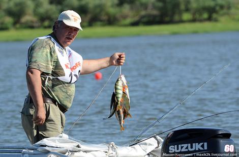 народная рыбалка