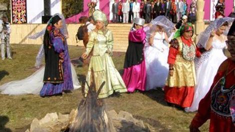 В столице Хакасии прошёл праздник урожая