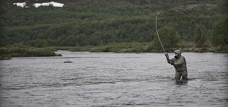 рыбалка нахлыст