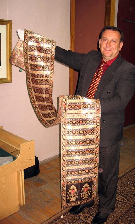 народные промыслы беларуси - слуцкие пояса