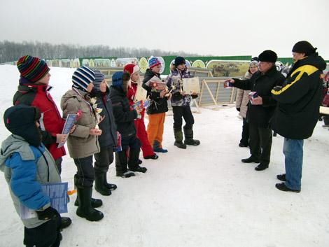 Детский рыболовный турнир на призы Национального Фонда Святого Трифона