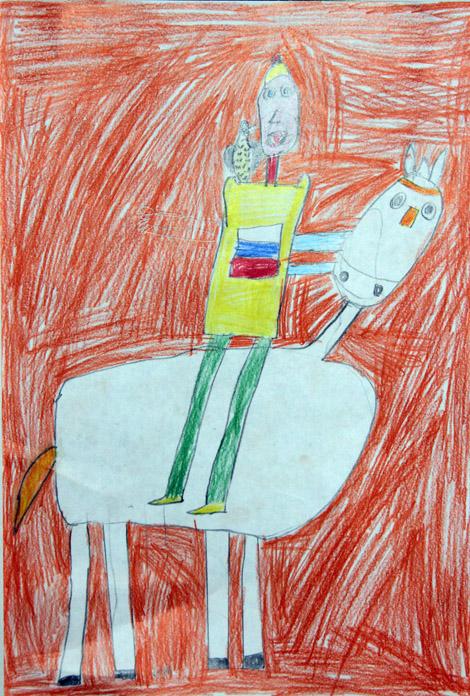международный творческий конкурс «Легенда о белом соколе»