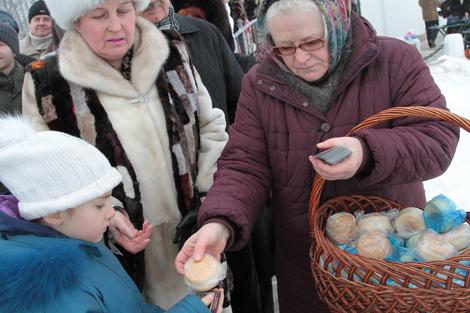 Праздник Святого Трифона в Национальном конном парке «Русь»