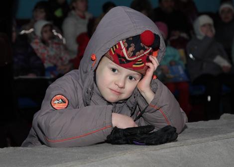 Детский праздник - День Святого Трифона в Национальном конном парке «Русь»