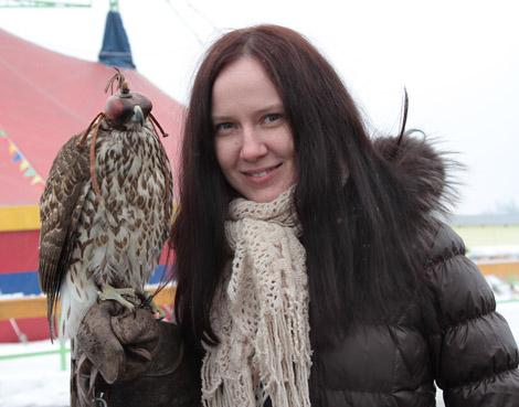 День Святого Трифона в Национальном конном парке «Русь»