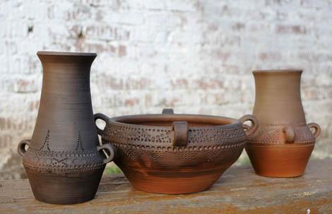 куракинская керамика