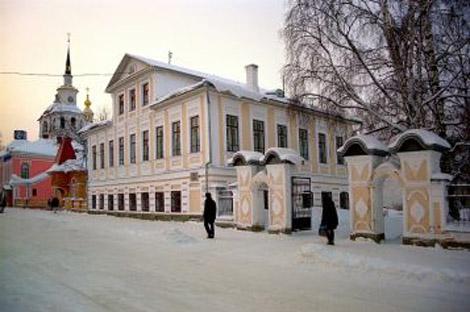 Великий Устюг - город северной черни