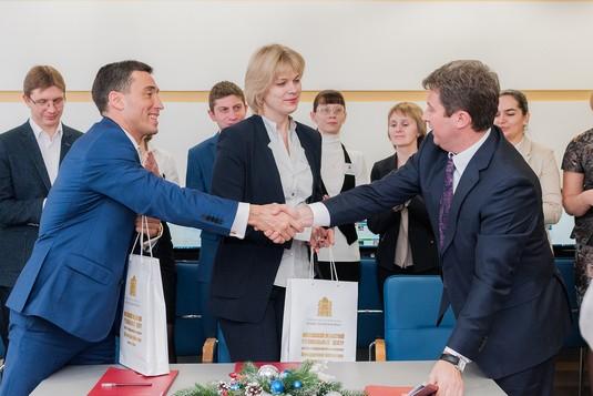 Министерство культуры Московской области и «ФИНХОЛКОМ-ГРУПП» заключили Соглашение о сотрудничестве