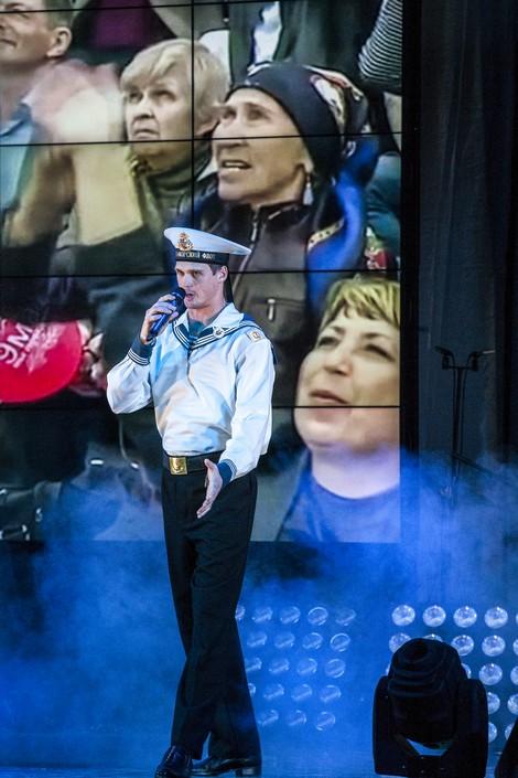 IX Международный Фестиваль народного творчества военнослужащих Вооруженных Сил, сотрудников силовых министерств и ведомств Российской Федерации, ветеранов войны и военной службы «Катюша»