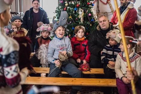 Благотворительный Рождественский Фестиваль