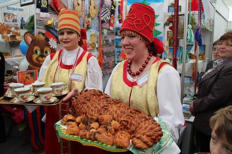 II Межрегиональный фестиваль славянской культуры «Русское поле»
