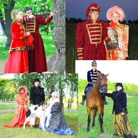 Русская охота, царская охота, конная охота, соколиная охота