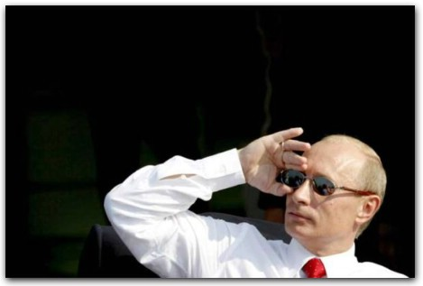 Владимир Путин - тайный агент - фотографии Путина