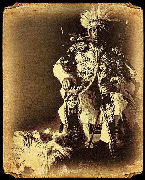 Император Менелик II