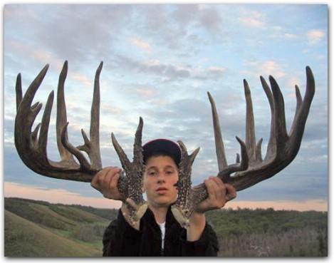Охотники за рогами - самые лучшие трофейные рога