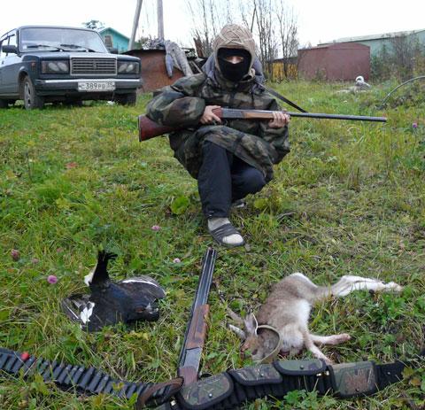 Снаряжение на охоту и снаряжение на рыбалку