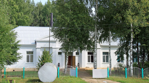 Охота в Тверской области охотничья база Дворянское Гнездо город Красный Холм