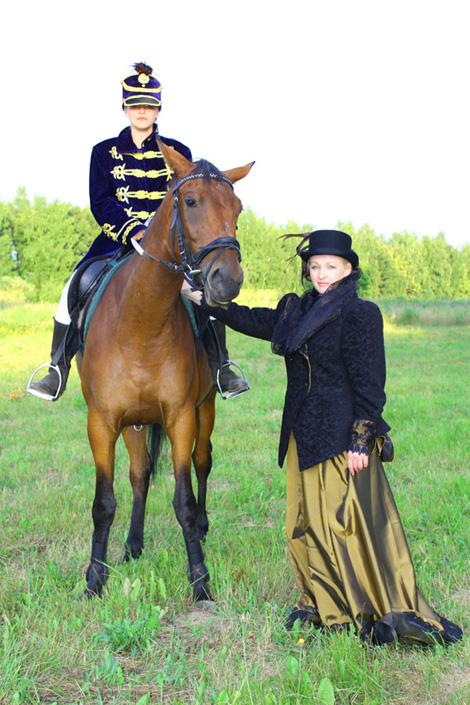 конное шоу