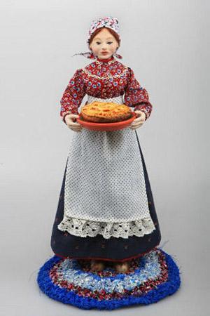 народные куклы Натальи Малаховой