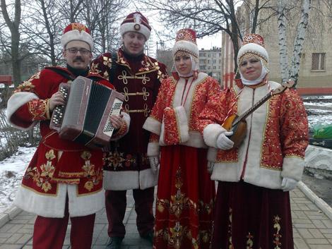На празднике выступит народный коллектив «Музыкальная шкатулка» из Молоковского Дома культуры