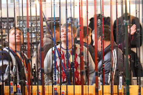 Выставка Охота и рыболовство на Руси