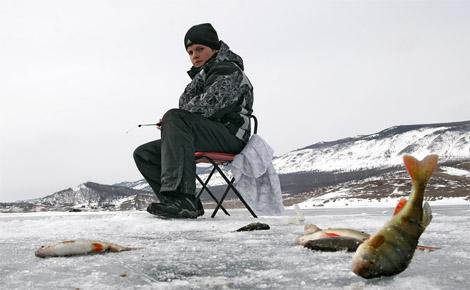 Зимниада, Чемпионат Байкала по подледному лову рыбы