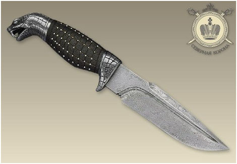холодное оружие - охотничьи ножи в магазине Охотничий двор