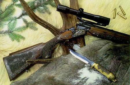 охотничье ружье иж 27