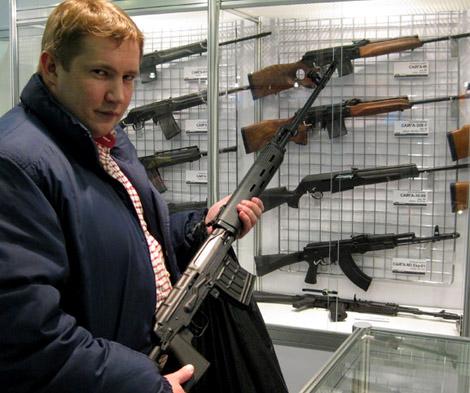 Покупка подержанного ружья
