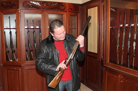 купить охотничье ружье