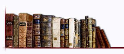 книжная полка, библиотека, книги об охоте