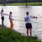 Русский национальный спорт: Рязанский рыбатлон