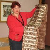 Белорусский музей и слуцкие пояса за $180 тыс.