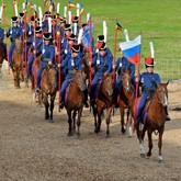Конный поход Москва-Париж дошел до Польши