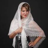 Народные промыслы: Оренбургский пуховый платок